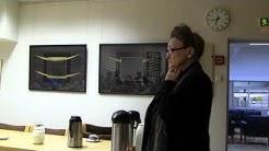 Kalevan taidekokoelman taustat - Background of Kaleva's art collection - Kaisu Mikkola