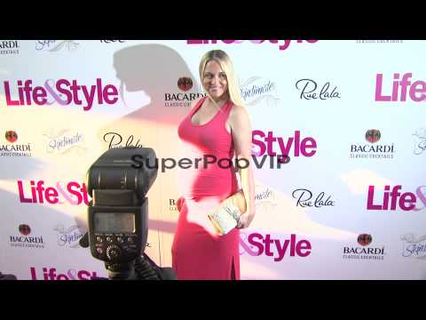 Vanessa Trump at Life and Style Celebrates 'A Summer Of S...