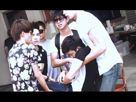 """CHARLIE's """"FITS"""" PRANK - The Lion Men Project Ep4 Rd1"""