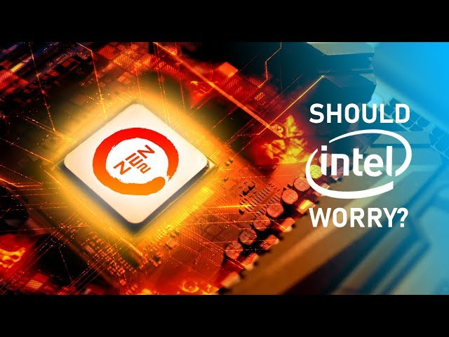 AMD Ryzen 3000 – A Very REAL Problem For Intel?
