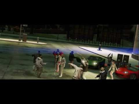 *NSYNC & Nelly - Girlfriend (GTA Version) (HD)