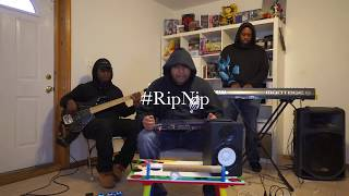 @dasquadmusicgroup Nipsey Dedication