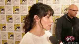 After the Panel: Marvel's Ant-Man Actor Evangeline Lilly at Comic-Con 2014