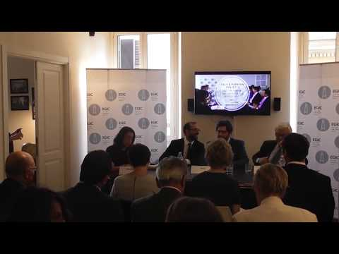 Conference (Complete) - Italy's Foreign Policy and the Rising Challenges in the Middle East