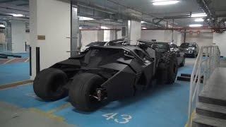 Dubai Leap 2015: Ep #1 - Batman Tumblr, Hula Hooping Girls & Unlocked Exotic Cars
