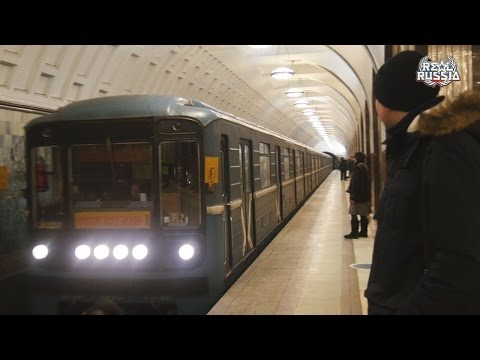 """Mayakovskaya"" Metro Station, Moscow. ""Real Russia"" ep.122 (4K)"