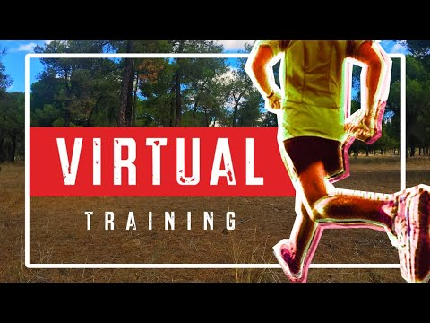 30 minutes of Virtual Run with Music  155BPM Treadmill Workout #01