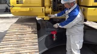 はたらく車 坂本産業株式会社 建設機械・重機・盗難防止  特許番号:特許第5508579号
