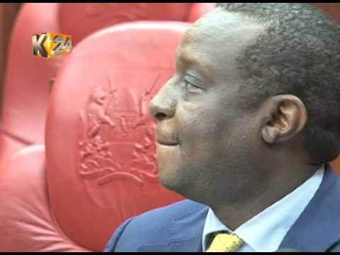 Rotich says treasury to use contingency fund to pay off IEBC commissioners