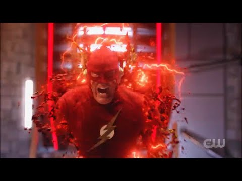 Earth 90 Flash vanishes in Crisis | Crisis on Infinite Earths