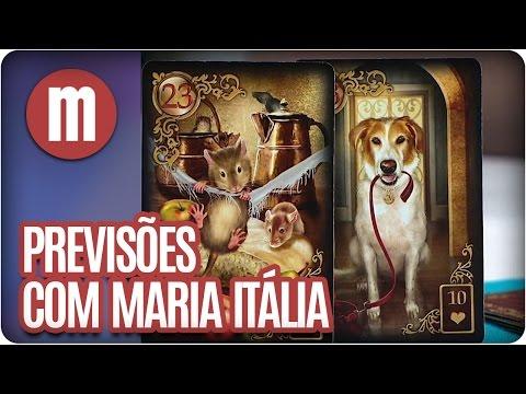 Mulheres - Previsões com Maria Itália (28/04/16)