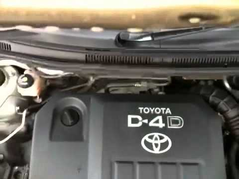 2006 Toyota Corolla For Sale >> TOYOTA COROLLA D-4D Diesel .First registration 27/10/2004 ...