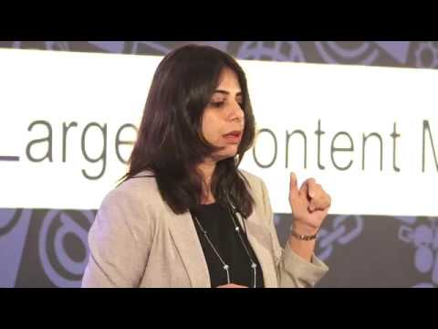 Roshni Das, Marketing Director - Intel at CMS Asia 2018, South Asia Edition