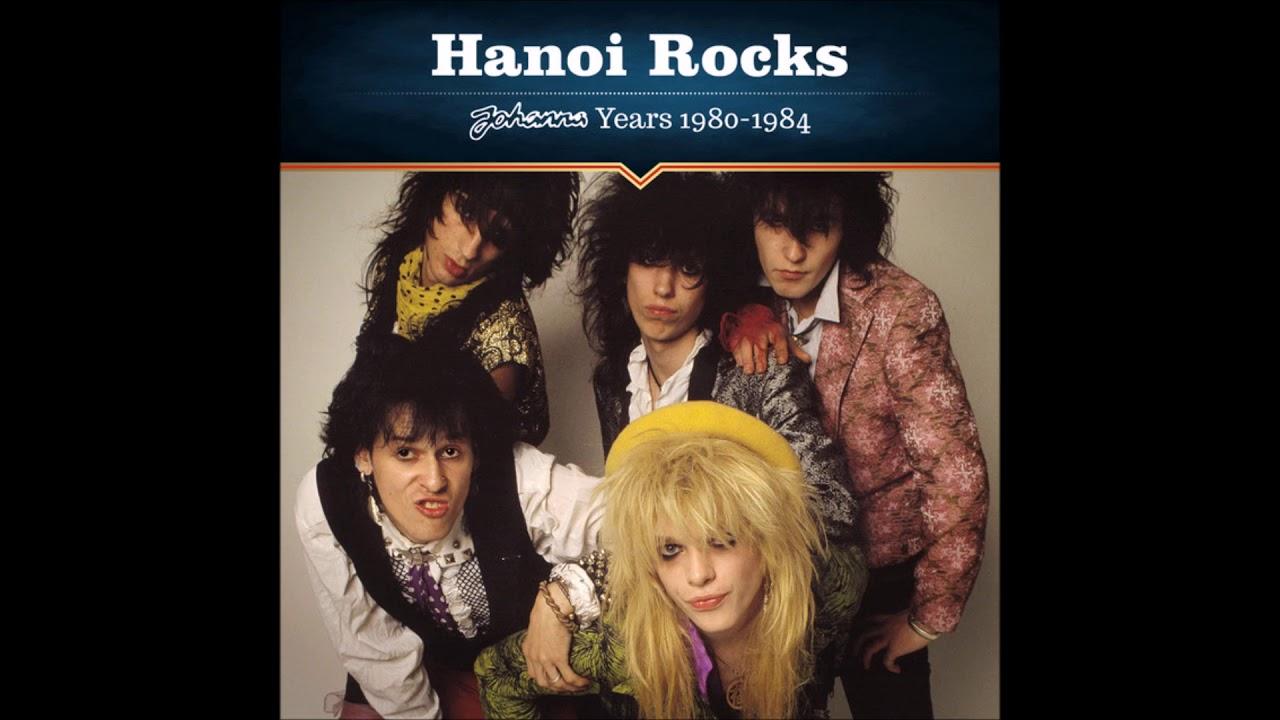 Tragedy Hanoi Rocks