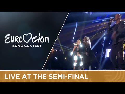 Poli Genova - If Love Was A Crime (Bulgaria) Live at Semi-Final 2