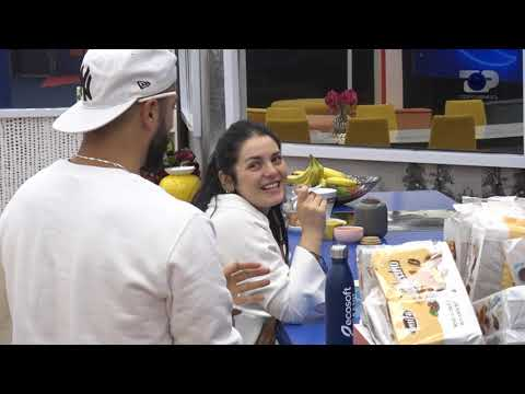 """U tërbova pas teje"", Graniti i këndon Fifit - Big Brother Albania Vip"