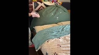 AUX 침구청소기 uv 살균 진드기 제거기기 침대