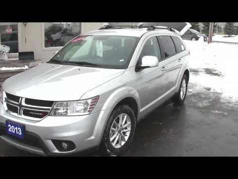 2013 Dodge Journey SXT/Crew | Used Cars Newmarket