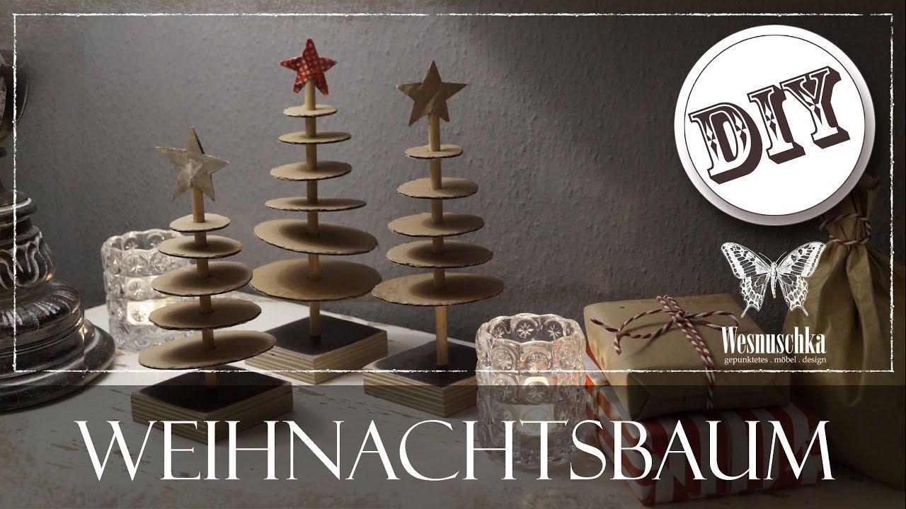 diy weihnachtsbaum aus papier christmas tree made of. Black Bedroom Furniture Sets. Home Design Ideas