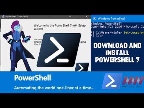 How to Download and Install PowerShell 7 in Windows 10
