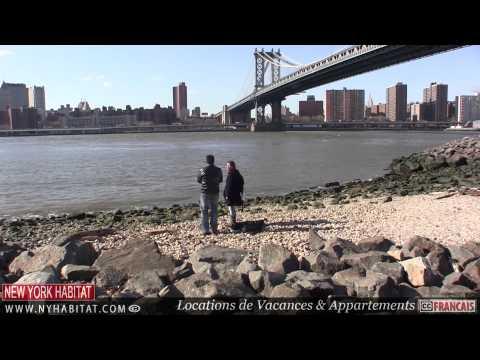 New York - Visite Guidée de Dumbo, Brooklyn (Partie 1)