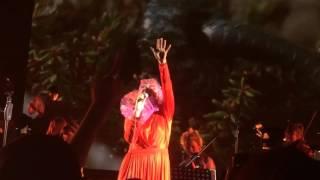 Björk - Mutual Core (Vulnicura Live)