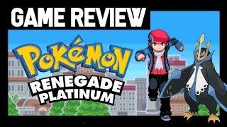 GAME REVIEW: Pokemon Renegade Platinum!