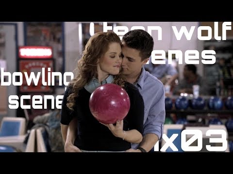 Teen Wolf Bowling Scene (1x03) 1080p Logoless