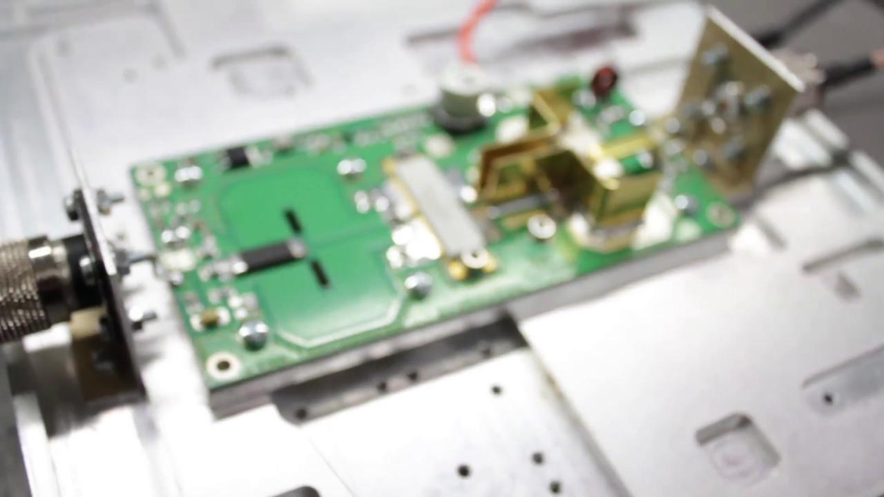 Tugicom Plt800 800w Rf Power Amplifier Pallet For Fm Radio Transmitter Circuit 88 108 Mhz 1w