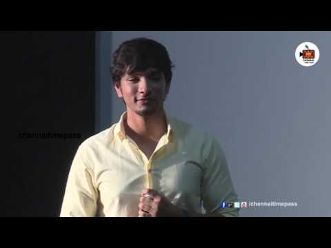 நிச்சயம் காதல் திருமணம் தான் Gautham Karthik  on Stage | CTP