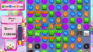 Candy Crush Saga Level 435 Collect all orders!