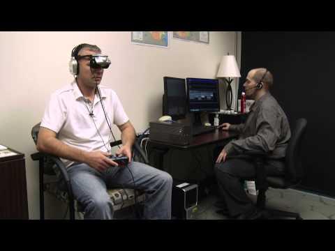 Fighting PTSD with Virtual Reality