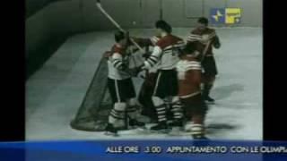 Hockey Games Olympic Cortina 1956 - /2