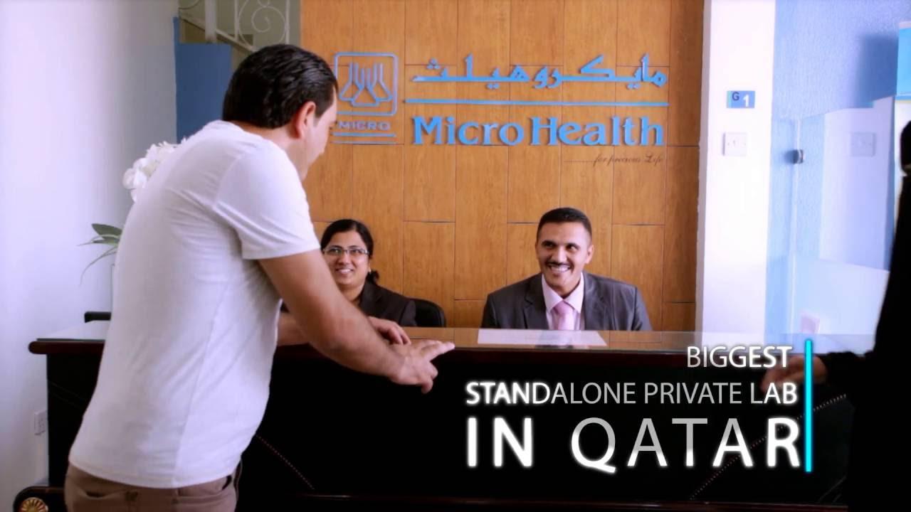 Micro Health Care Laboratories TVC