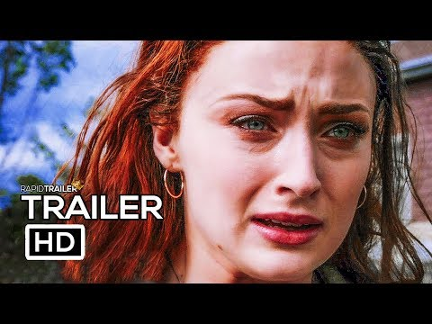 X-MEN: DARK PHOENIX Final Trailer (2019) Superhero Movie HD