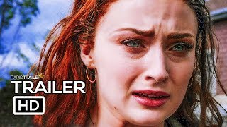 X-MEN: DARK PHOENIX Final Trailer (2019) Superhero Movie HD
