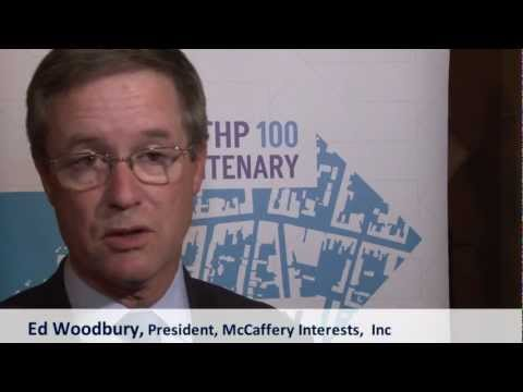 IFHP Interview: President  Ed Woodbury, McCaffery Interests, Inc.