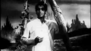 HEMANT KUMAR - Kaise Koi Jiye .. Aaya Toofan .. Baadbaan 1954 .. Dilip Kumar