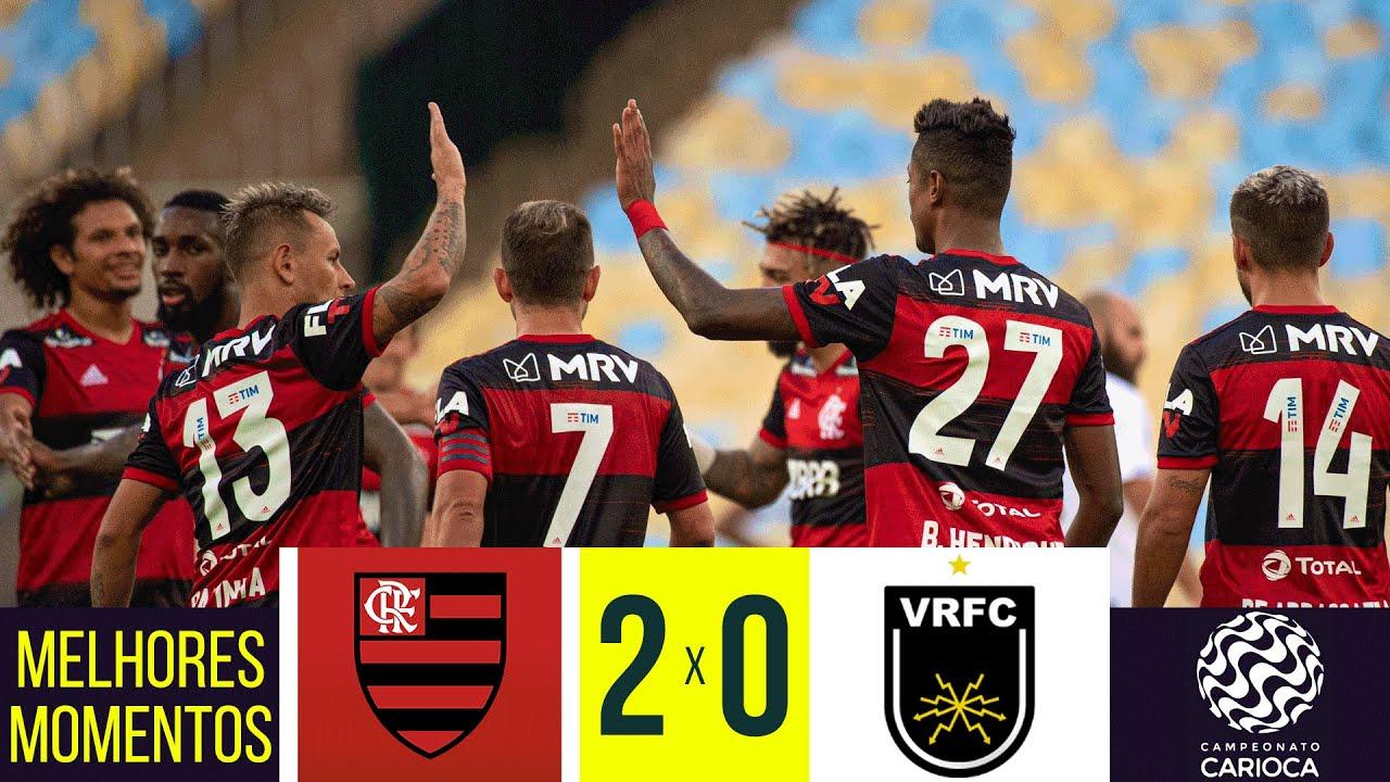 FLAMENGO 2 X 0 VOLTA REDONDA – Melhores Momentos – Campeonato Carioca (05/07/2020) – Esporte Interativo