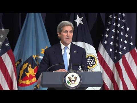 Secretary Kerry Delivers Remarks on the U.S. Foreign Policy Agenda for 2016