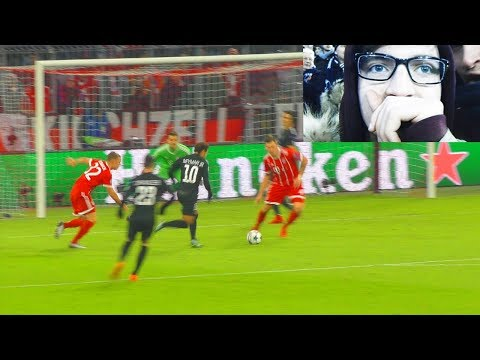 FC Bayern - Paris St. Germain 3:1 | Champions League - Stadionvlog