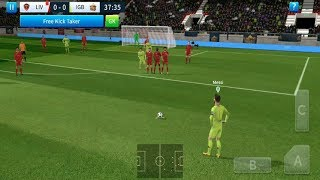 iGameBox⚽️Dream League Soccer HD Android Gameplay #21