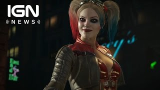 injustice 2 harley quinn and deadshot join roster ign news