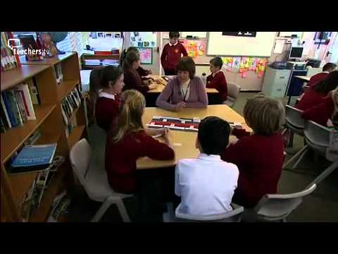 Teachers TV- Primary History - Enquiry Skills