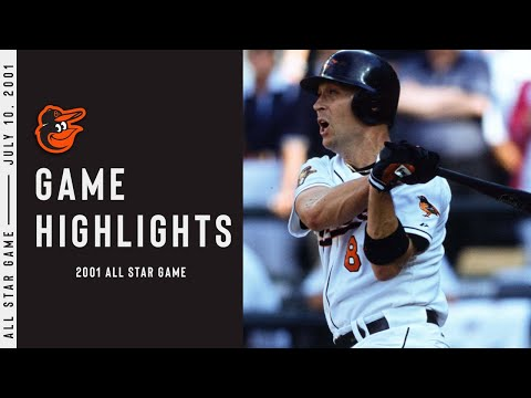 Cal Ripken Homers In His Final All-Star Game | Baltimore Orioles