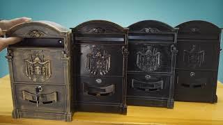 Обзор ящика почтового LB
