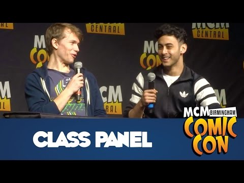 BBC Class Panel  MCM Comic Con Birmingham  March 2017