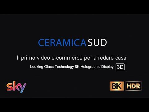 Ceramica Sud è su Sky - Il Primo Video E-commerce per Arredare Casa / Spot 8K