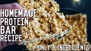 Download lagu Homemade Protein Bars | Easy Bodybuilding Recipe