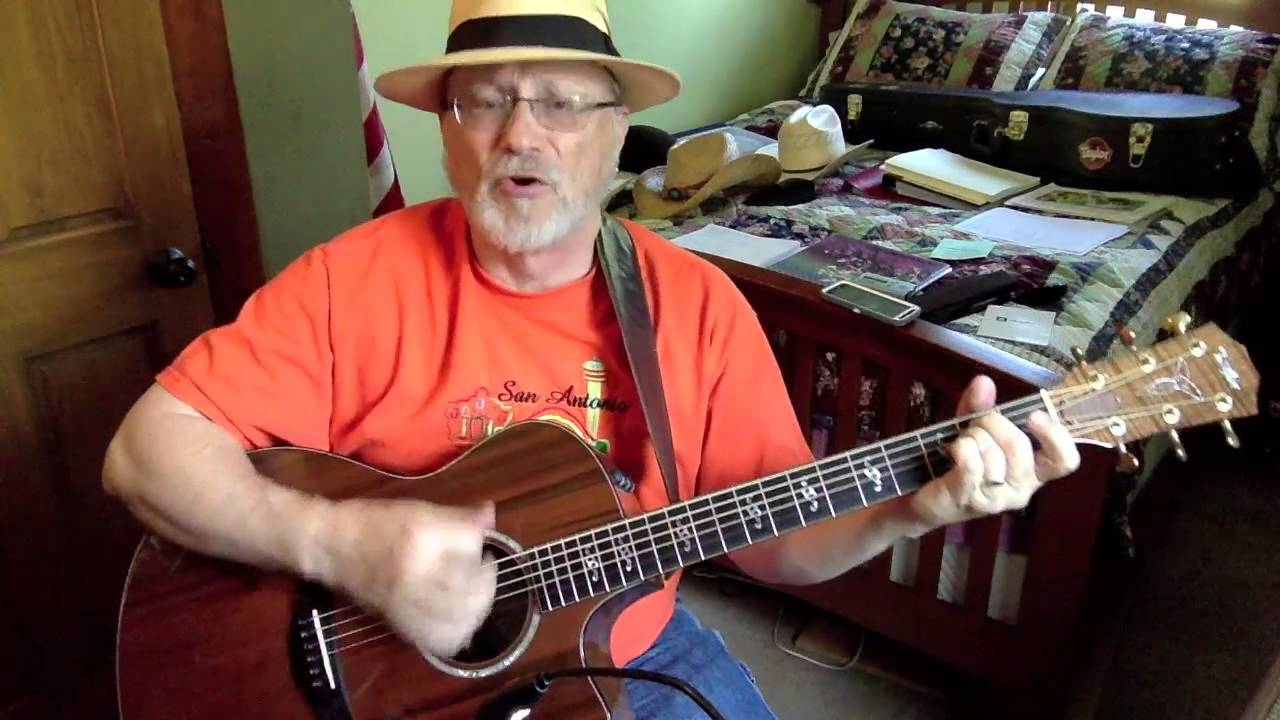 15   Shame On The Moon   Rodney Crowell vocal & acoustic guitar cover  with chords